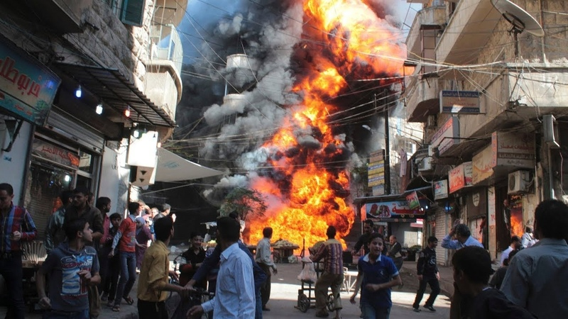 Слёзы Сирии / Tears of Syria / 2011-2013 / دموع سوريا