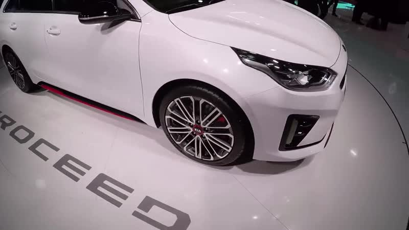 КИА ПАНАМЕРА_NEW KIA PROCEED 2019_КИА ПРОСИД 2019