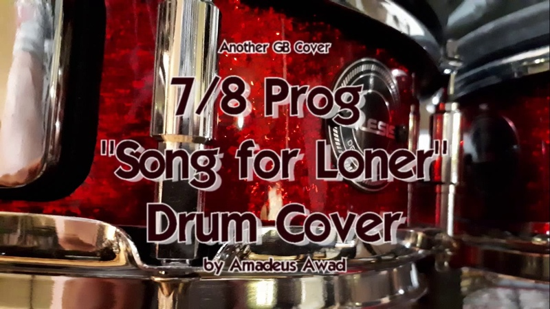 GB Alesis Strike Pro Cover -7/8 Prog Song for a Loner - Amadeus Awad