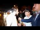 Кавказец опускает офицера полиции в Люблино: «Чепушило еб*ное, бл*ть!» (2019)