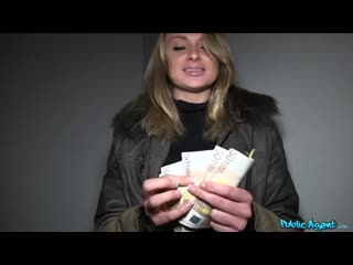 Public agent | пикап, порно, за деньги, blonde, blowjob, creampie, cuckold, cumshot, czech milf, orgy, public,  fisting