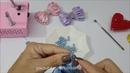Laço de Cetim 🎀 Laço Bonequinha de Luxo 3 🎀 DIY 🎀 PAP 🎀 TUTORIAL 🎀 Iris Lima