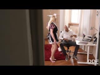 Jordan Pryce - Big Tits Keep On Shaking / Босс трахает секретаршу  Uniform, Big Tits, Blonde, Blowjob, Boobs, Busty