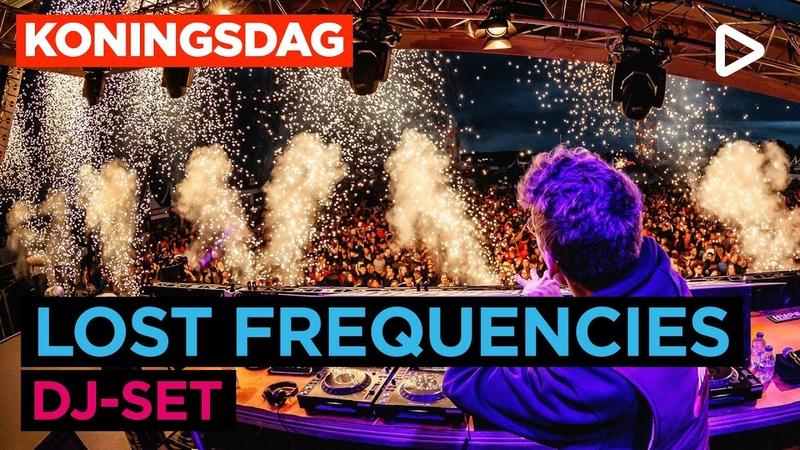 Lost Frequencies DJ set SLAM Koningsdag 2019