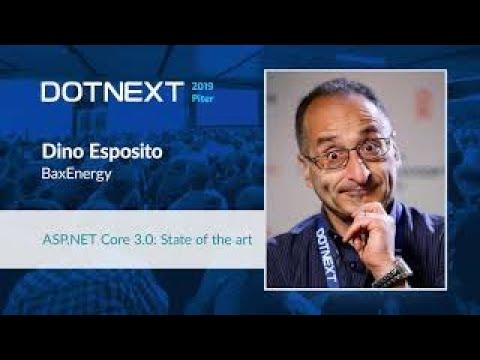 Dino Esposito Core 3 0 State of the art