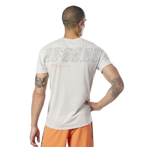 Спортивная футболка Reebok CrossFit® Move image 3