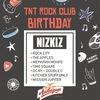TNT Rock Club Birthday