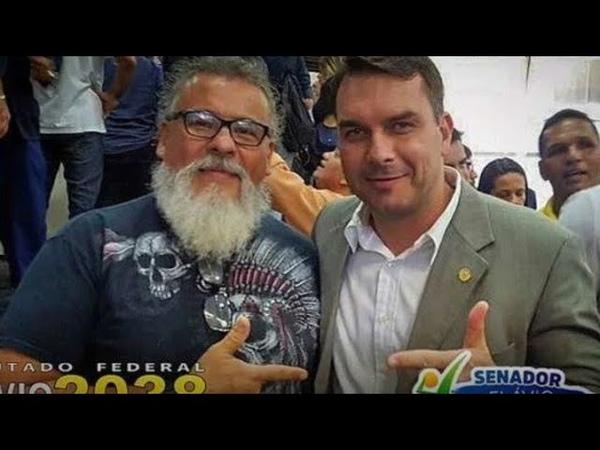 Mais um herói de Flávio Bolsonaro preso! Envolvimento com milícias está evidente demais!