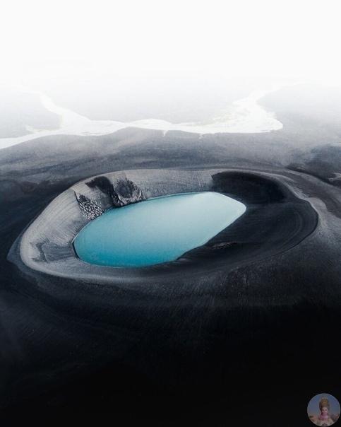 Невероятные пейзажи Исландии