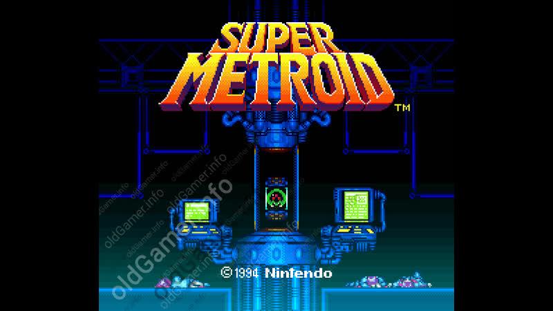 Super metroid first run