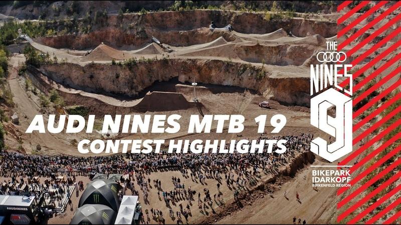 Contest Highlights Audi Nines MTB 19