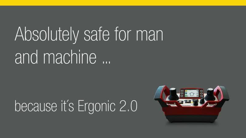 Представляем улучшенную систему дистанционного управления Ergonic 2 0