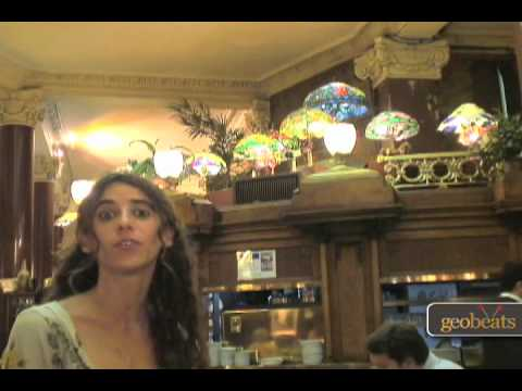 Travel Argentina - Cafe Tortoni in Buenos Aires