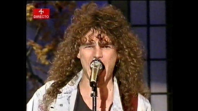 Harem Scarem - 2 Songs (TVI-Júlio Isidro) Portugal 1993