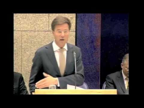 Rutte's gebroken beloftes YouTube