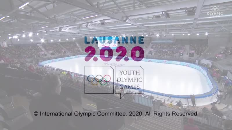 Figure Skating - W Single Free Skate - Day 4 _ Lausanne 2020_Full-HD