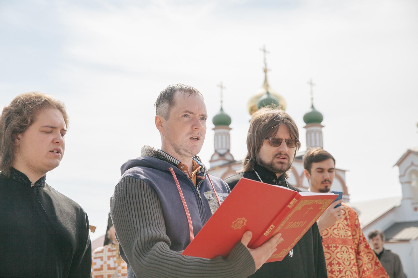 Варницкая обитель за торжественными богослужениями почтила память жен-мироносиц, изображение №8
