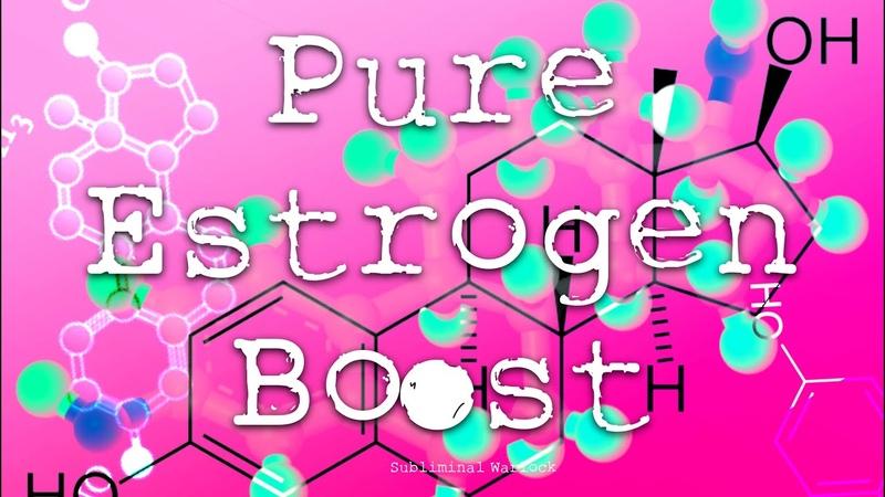 Pure Estrogen Boost -- Subliminals Frequencies Hypnosis Biokinesis Binaural Beats Rife