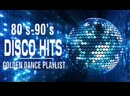 Eurodisco 80`s Golden Hits II Nonstop 80s Greatest Disco Hits II Best Oldies Disco Songs Of 1980s