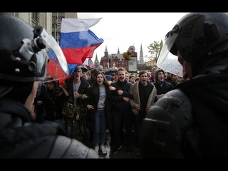 Подавление властью протестов в Ингушетии. Мусорный бунт в Архангельске, последствия.