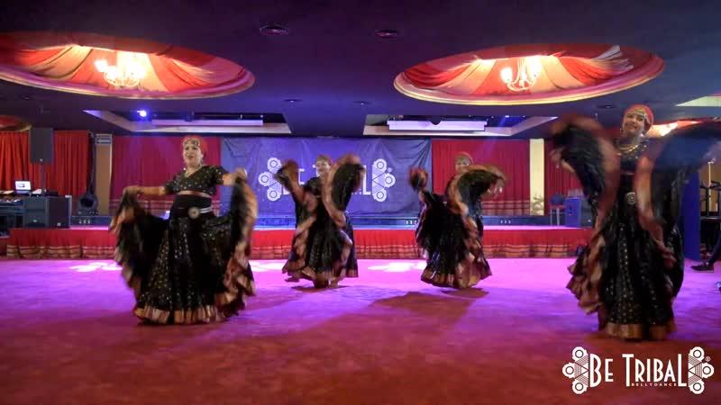 Tribu Mukti - Tendí, Circulo de Clanes - Be Tribal Bellydance 2019