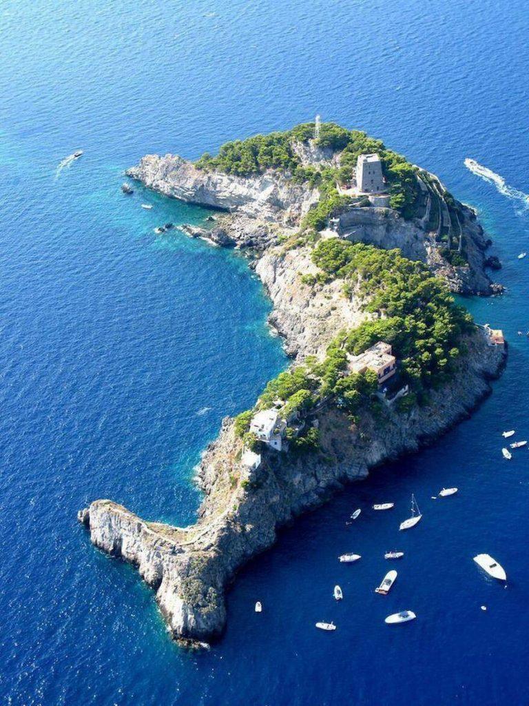 Острова Ли Галли. Италия, изображение №5