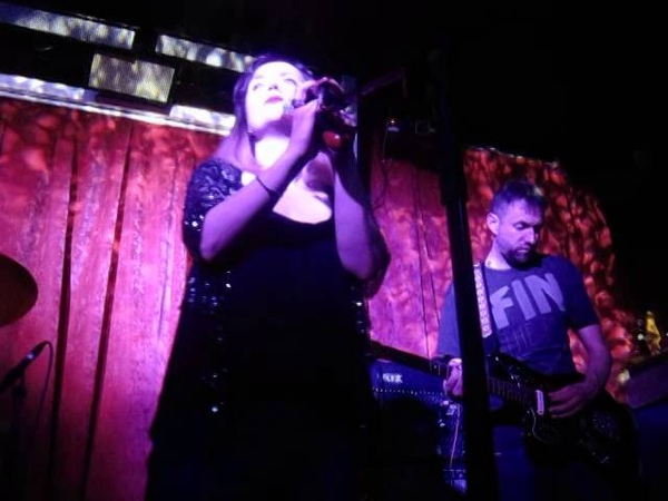 Slowdive - Blue Skied An' Clear (Live @ Hoxton Square Bar Kitchen, London, 18/05/14)
