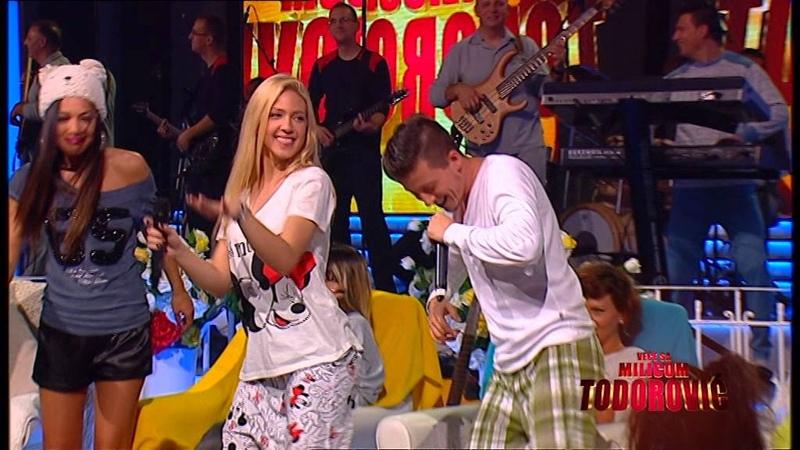 M. Todorovic i Dinca - Moje zlato - VS - (TV Grand 30.10.2014.)