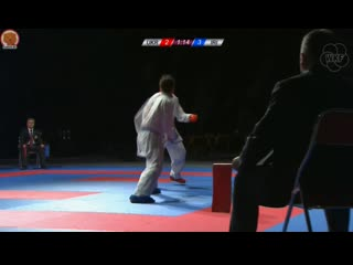 Open Rabat 2019: Станислав Горуна (Украина) - Али Асгар Асябари (Иран). Финал до 75 кг