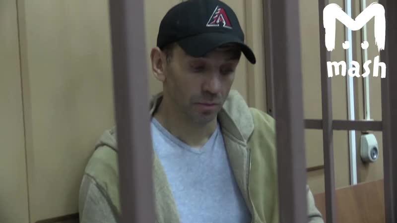 Бывший министр Михаил Абызов за решеткой в зале суда Пути Господни вот совсем уже неисповедимы Mash