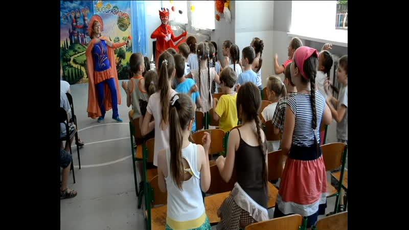 11 июня 45 школа Музыкальная чехарда