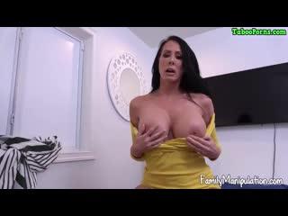 Заботливая мама трахнула сына, pov mom sex tit porn milf mature woman ass boob son fuck boy hd (инцест со зрелыми мамочками 18+)