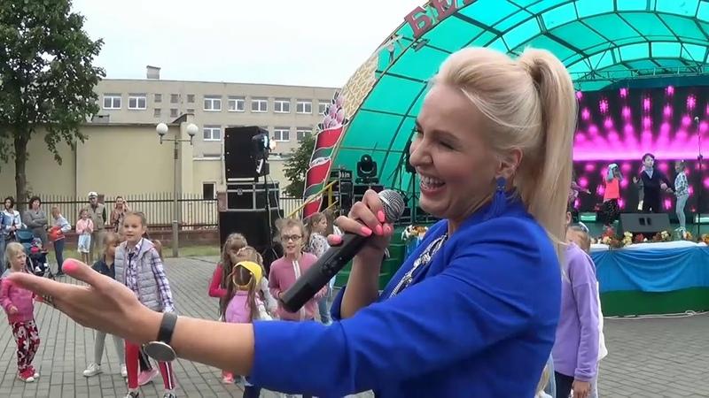 Концерт Ольги Плотниковой в Большой Берестовице