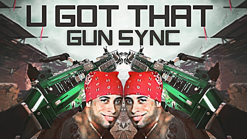 Apex Legends - Gun Sync | U Got That ft. Ricardo Milos