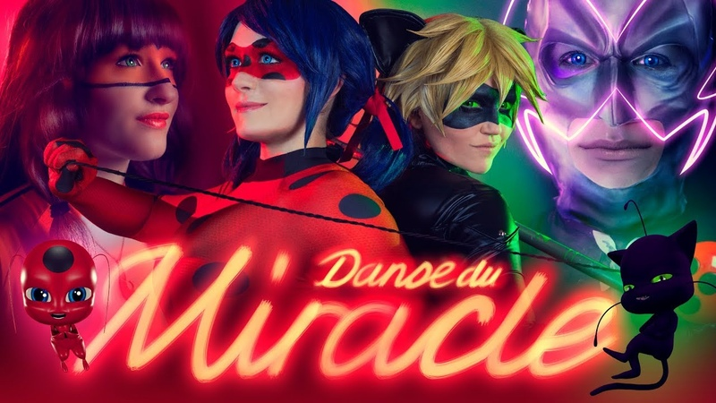 || Shape of You | EPIC Miraculous Ladybug and Chat Noir CMV | Danse du Miracle ||