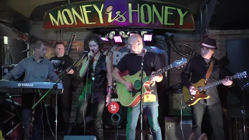 кавер группа Holy Blacksmith - концерт-фестиваль - С Днём Рождения, John Lennon! (09.10.2019, С-Петербург, MONEY HONEY) HD