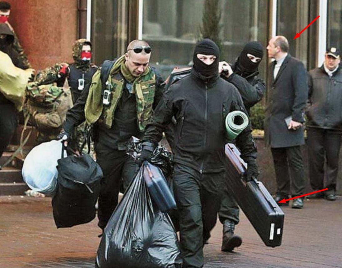 Расстрел Майдана спланировали и организовали Парубий, Пашинский и Саакашвили