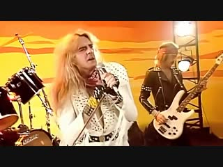 Saxon - Just Let Me Rock (1984 HD)