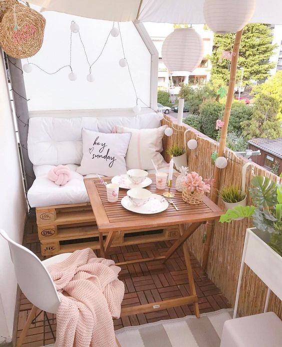 Стильные балконы