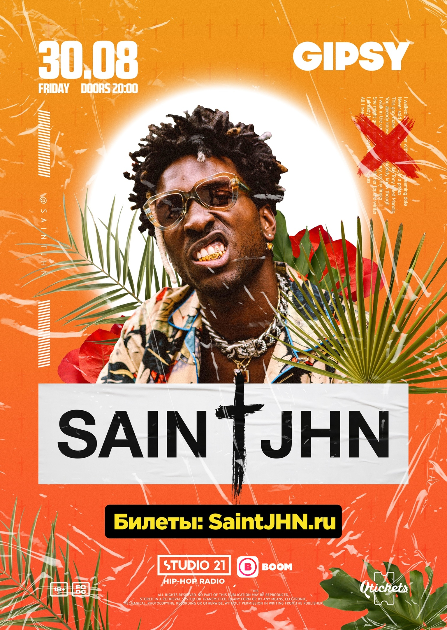 Saint JHN