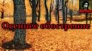 Истории на ночь Осеннее обострение