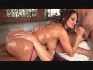Ava addams [big tits, huge tits, big ass, anal, double penetration, reverse cowgirl, blowjob, tittyfuck, all sex, milf, oil]