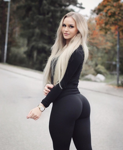 Anna Nystrom Is Fitness Model And Internet Sensation From Stockholm Booty Of The Day 1