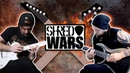 Shred Wars: Jared Dines VS Andy James