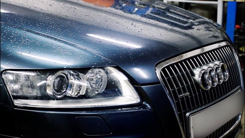 Ремонт Audi A6 Allroad за 5 минут.