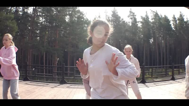 Поляна Dance Camp | juniors beginners | choreo by Elena Lokteva
