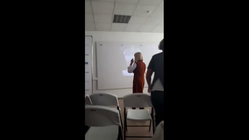 Презентация INCRUISES в Москве от Еленны Блажевич