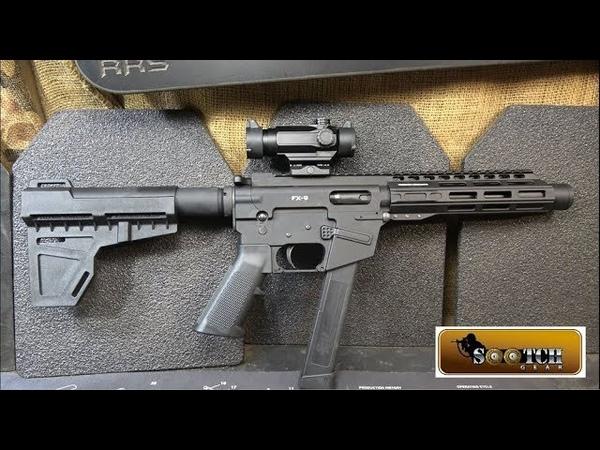 Freedom Ordnance FX 9 AR Review