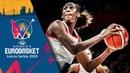 Double-Double! - Astou Ndour Posts 24 Points 12 Rebounds vs. Russia
