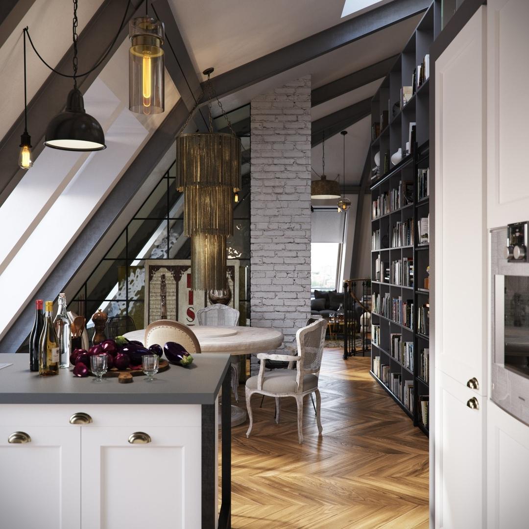 #design #interior #decor #loft